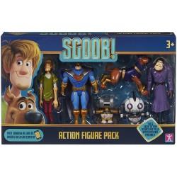 Scooby Doo! Set sei personaggi