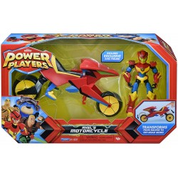 Power Players - Axel con moto