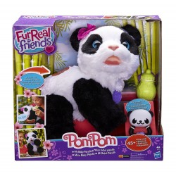 FurReal Panda POM POM