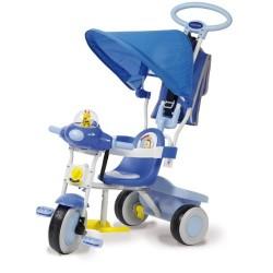 Triciclo Baby Plus - Azzurro