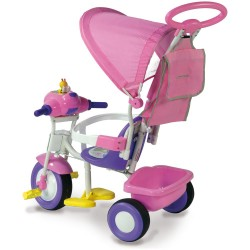 Triciclo Baby Plus - Rosa