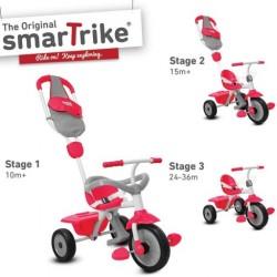 Triciclo Smart Trike Play...