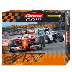 Carrera Pista Champions Course