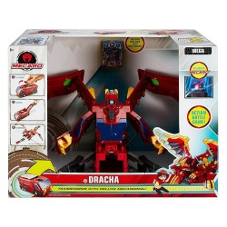 Mecard Mega Dracha Robot...