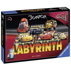 Labirinto Junior Cars 3