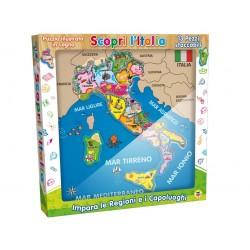 Puzzle in Legno - Scopri...