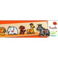 Puzzle Legno - Amici della...