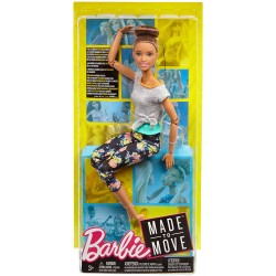Barbie Snodata Made To Move...